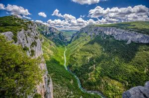 Les gorges du Verdon : le plus grand canyon d'Europe