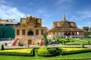 Palais Royal : la plus fameuse attraction de Phnom Penh