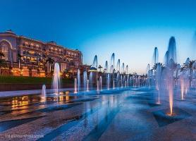 Emirates Palace : une merveille du monde contemporain