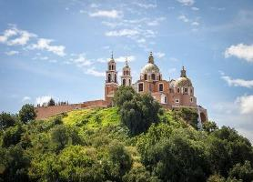 Cholula : lieu de culte par excellence au Mexique