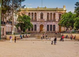Zacatecas : un bijou de l'architecture coloniale