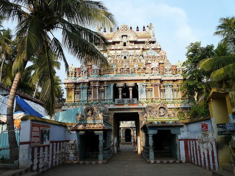 Temple srirangam de Trichy : Le plus grand temple Hindou !