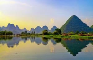 Yangshuo : le charme de la campagne chinoise