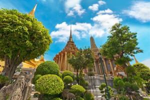 Palais royal de Bangkok : la flamboyante monarchie thaïlandaise