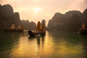 Baie d'Halong : 4 bonnes raisons toutes simples pour ne pas passer à coté