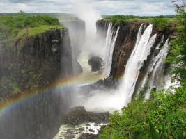 Chutes Victoria: Parmi les plus hautes chutes du monde