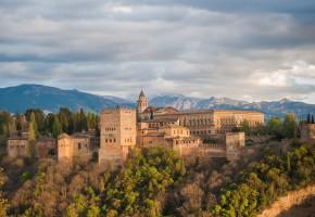 Alhambra de grenade : Vestiges de l'art musulman en Espagne