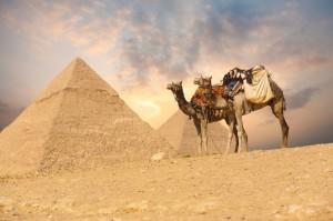 Pyramides d'Égypte: Khéops, la dernière merveille du monde
