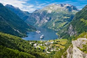 Geirangerfjord: un ravissement pour la vue et les sens auditifs
