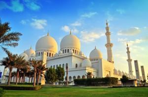 Mosquée Cheikh Zayed: plus éblouissante que jamais