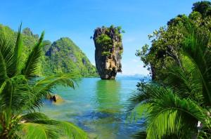 Phang Nga: lagon paradisiaque en Thaïlande