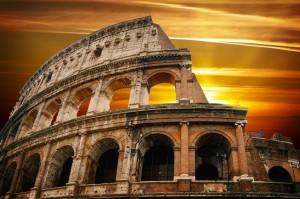 Le Colisée: Symbole de l'empire Romain