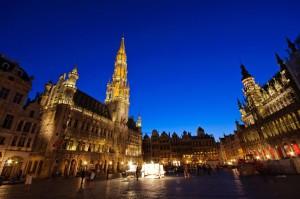 Bruxelles : merveille architecturale au cœur de l'Europe