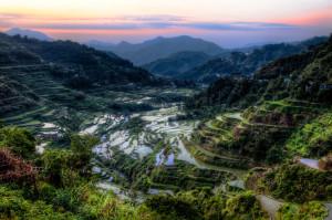 Rizières de Banaue : Une Merveille naturelle du monde
