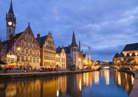 Gand: capitale des maîtres flamands