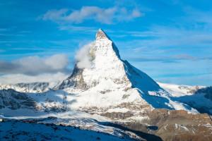 Zermatt: Au pied du Mont Cervin