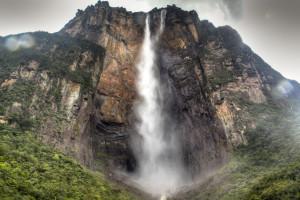 Salto Angel: les plus hautes chutes d'eau du monde