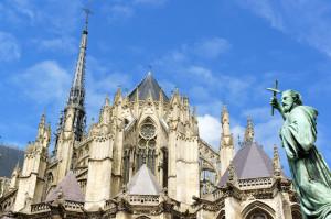 Notre-Dame d'Amiens : 5 raisons de visiter la Cathédrale d'Amiens