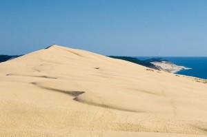 Dune du Pilat: vue imprenable sur le Bassin d'Arcachon et l'Océan Atlantique