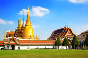 Wat Phra Kaeo : Le temple du Bouddha d'Émeraude