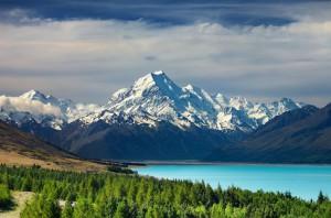 L'Aoraki/Mont Cook : point culminant néozélandais