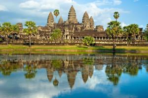 Temples d'Angkor : joyaux d'Asie du Sud-Est