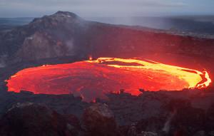 Le volcan Kilauea : un joyau géologique