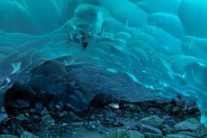 Grottes Mendenhall: Les jardins secrets du glacier