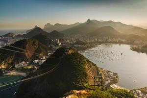 Rio de janeiro : La ville merveilleuse, la cidade maravilhosa