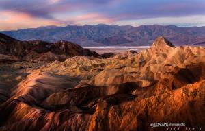 La Vallée de la mort : sur la route des chercheurs d'or