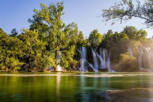 Les chutes de Kravica: offrez-vous cette évasion paradisiaque