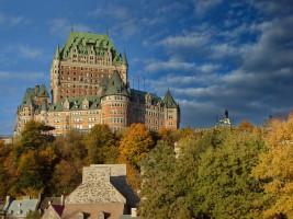 Frontenac : Un château-hôtel hors normes
