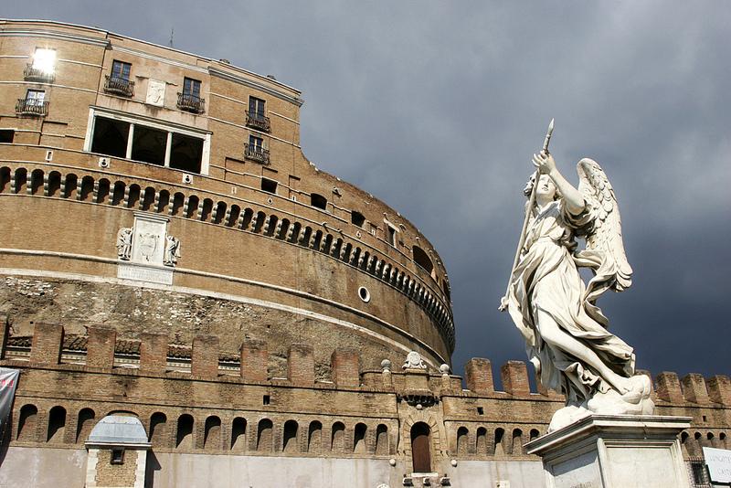 Rome près du vatican russe