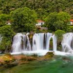 Les chutes de Kravica