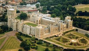 Windsor : La demeure des Rois et Reines d'Angleterre