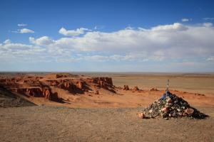 Le Désert de Gobi : les steppes de l'Empire Mongole
