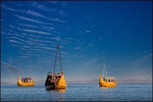Titicaca : le lac perché sur la montagne