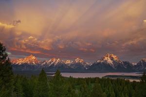 Le Parc de Grand Teton : la nature à l'état brut