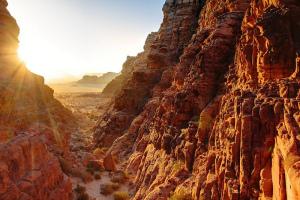 Le désert de Wadi Rum : une merveille géologique