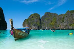 La baie de Maya : l'écrin de beauté thaïlandais