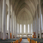 L'église d'Hallgrímskirkja