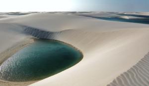 Lençóis Maranhenses : le paradis des lagunes