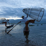 Le lac Inle