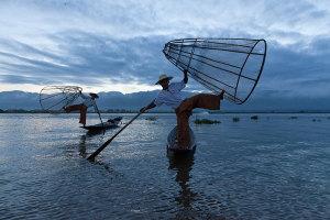 Le lac Inle : toute la diversité de la Birmanie