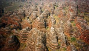 Bungle Bungle : les dômes orangés du nord-ouest de l'Australie