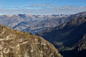 Le canyon de Colca : la faille survolée par les condors