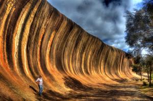 Wave Rock : Où surfer dans le désert ?