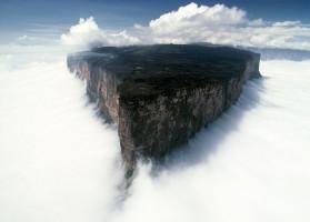 Mont Roraima : la montagne plate d'Amérique du Sud