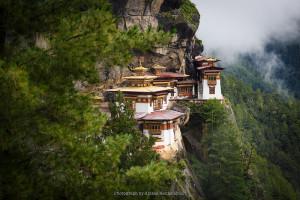Taktshang : le haut temple bouddhiste du Bhoutan