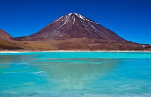 La Laguna Verde : le lac salé couleur émeraude